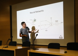 AUBG Students Dive into Artificial Intelligence with Centroida and The Hub