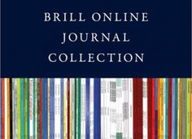 Free Trial Access to Brill and De Gruyter Online Journals