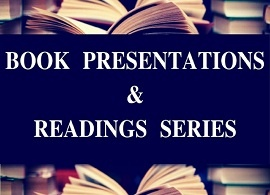 Book Presentations & Readings Series: Dr. Ilko Drenkov, Oct. 24 th, 7:30 pm