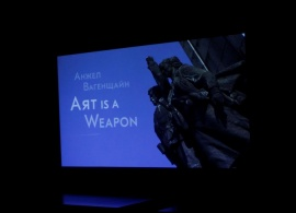 'Art Is a Weapon' Looks at Bulgarian History Through the Life of Angel Wagenstein