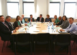 Record Number of Alumni Enter AUBG Board, University Council