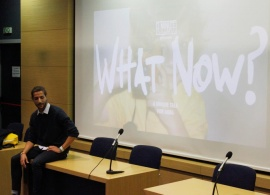 Martin Grahovski of '3 Minute Bulgaria' Answers 'What Now?'