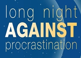 The Long Night Against Procrastination