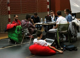 Developing Business Ideas at Annual StartUP Challenge