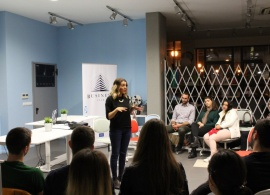 AUBG Business Week Brings Entrepreneurs and Business Professionals on Campus