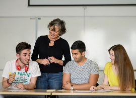 AUBG's Business Administration and Political Science Programs Ranked Number 1 in Bulgaria