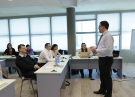 New AUBG EMBA Cohort Embarks on a Journey to Success