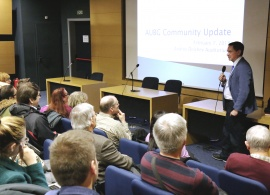 AUBG February Community Update Brings Exciting News about New Psychology Major