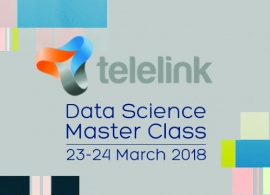 Telelink Offers Students Scholarships for Data Science Master Class