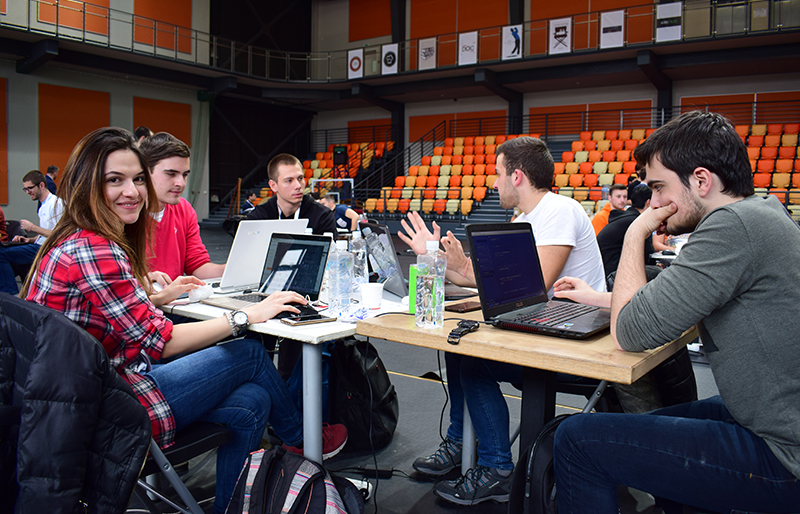Innovation and Education Sparked this Year's Hackathon at AUBG