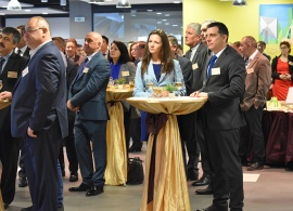 AUBG Celebrates Its Relationship with Blagoevgrad at Annual Reception