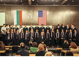 """10th International Festival """"Meeting of Student Choirs"""""""