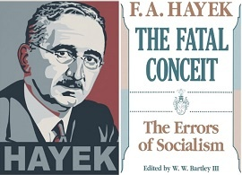 Hayek's Legacy: is Eastern Europe Happy in the West?