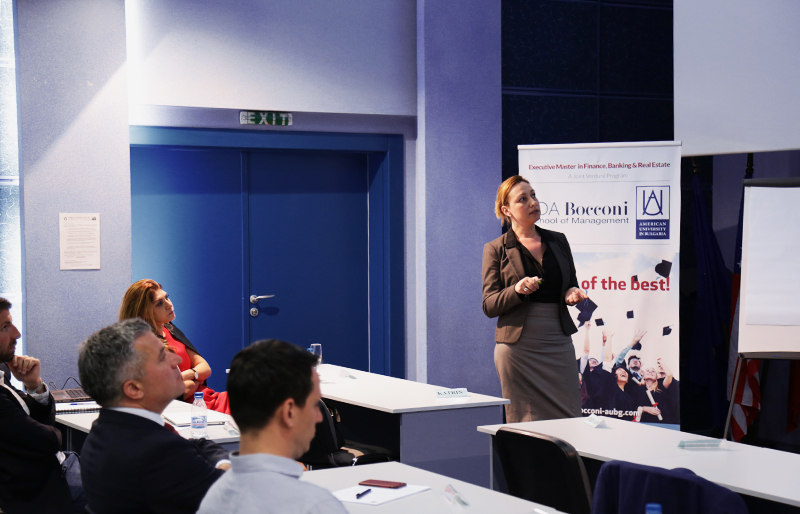 ACBO Experts Share Real Estate & Investments Knowhow with EMFBRE Students