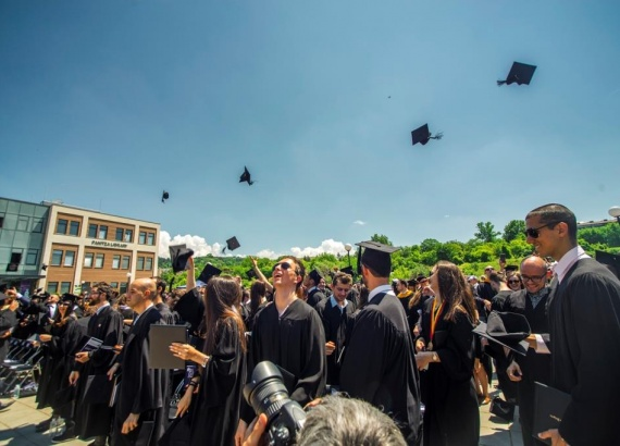 American university in bulgaria class of 2018 commence new journey fandeluxe Image collections