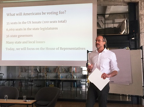 AUBG Professor Robert Phillips Explains 2018 Midterm Elections