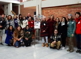 Digital Storytelling Students Present Their Work at Blagoevgrad Museum