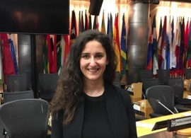 Simona Atanasova ('12) on Public Policy and Exploring One's Own Definition of Success