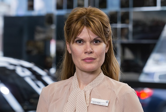Ailita Liteva (EMBA'11): With AUBG's EMBA Program You Join an Elite Society of Leadership and Innovation
