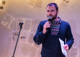 """Eftim Eftimov (BA'08; EMBA'18): An Entrepreneur, a Volunteer and """"Part of a Generation that Chose to Stay in Bulgaria"""""""