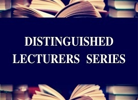 Distinguished lecturer series: Lullaby for my generation, by Cosmin Perta