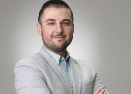 Veli Pehlivanov ('09), VP, Software Engineering at Progress: The Most Important Professional Asset is The Urge for Constant Learning and Adaptability