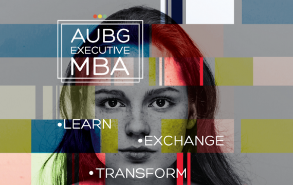 AUBG Launches Scholarships for the Executive MBA Program