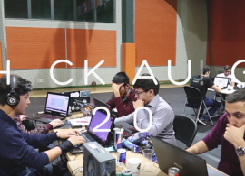 HackAUBG 2.0: Digital Wellbeing