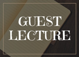 Guest Lecture: Global Language Use and Social Psychology by Prof. Noparat Tananuraksakul