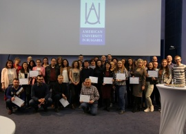 Second Cohort of the English for Journalists Program Graduates