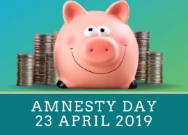 Amnesty Day at Panitza Library
