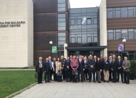 AUBG Hosts Annual AAICU Meeting 2019