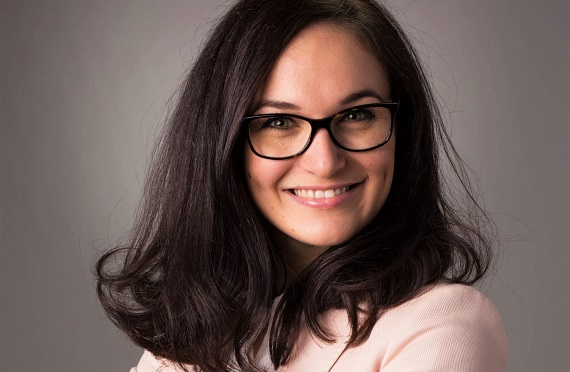 """  Maria Atanasova ('11), Human Capital Director, EMEA, Progress: """"Never Trust Your Fears - the Only Reason You Cannot Do It is Because You Haven't Tried It"""""""