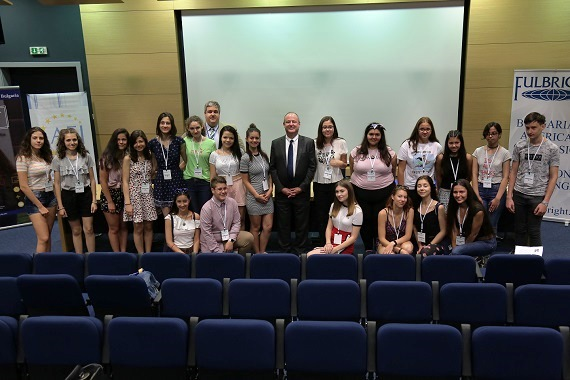 Media Literacy Summer Camp Brings Prominent Journalists on AUBG Campus