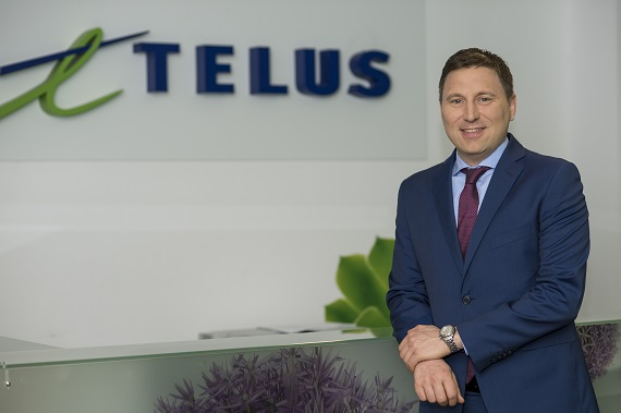 Julian Milev ('99), Vice President of Finance and CFO at TELUS International Europe: 'There is an unmatched potential for young graduates to flourish and grow'
