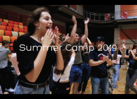 Summer Camp 2019 Welcomes High School Students from Near and Far