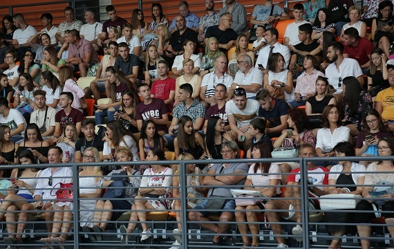 AUBG Welcomes Over 270 New Students on Campus