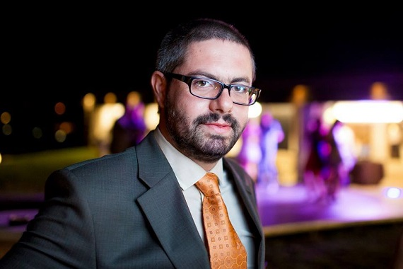 """Stefan Ralchev ('01), Chief Expert, National Commission for Combating Trafficking in Human Beings: """"The love for the Balkans is something I acquired at AUBG"""""""