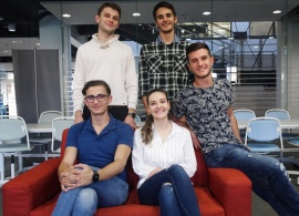One-of-a-Kind AUBG Acceleration Program to Support Student Entrepreneurs