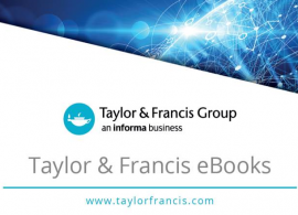 Free Trial to Taylor & Francis eBooks