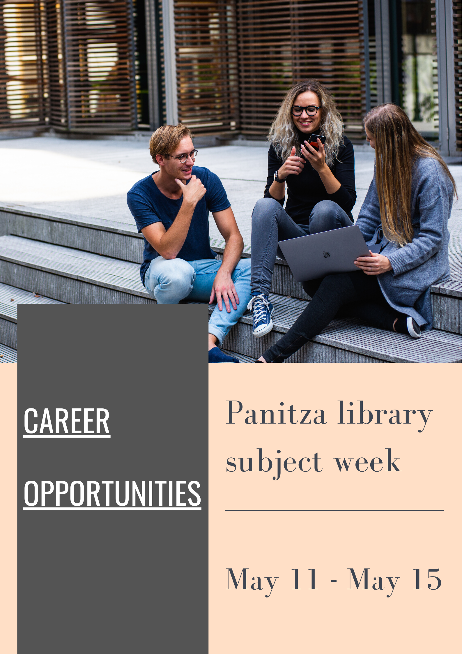 Subject Week: Career Opportunities