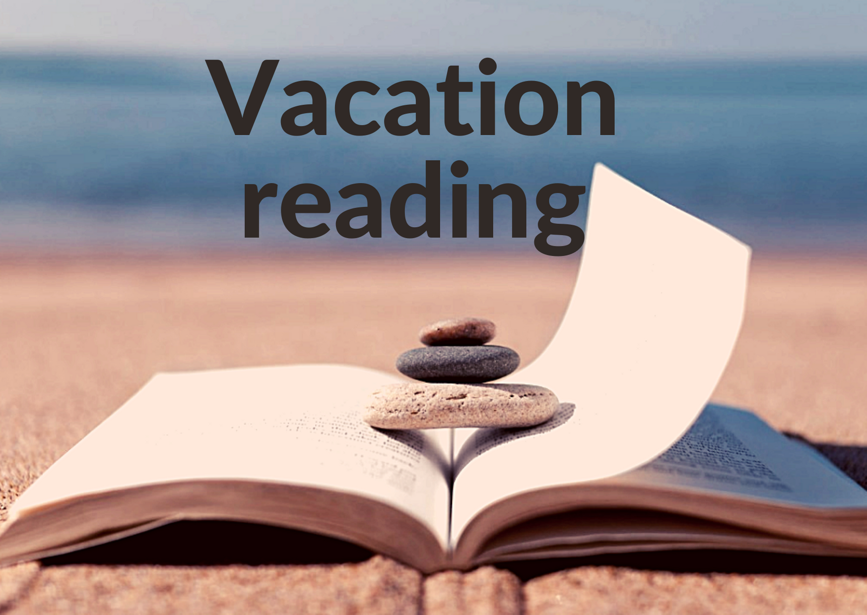 Vacation Reading List