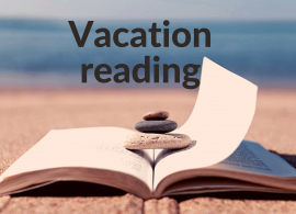 """Subject Week: """"Vacation Reading List"""""""