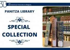 Panitza Library's Special Collection