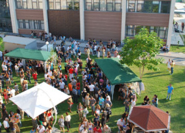 AUBG Welcomes Its New Golden Boys and Girls