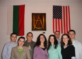 AUBG Students Represent Bulgaria at WorldMUN in Geneva