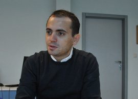 "Elvin Guri: ""AUBG Is the Best Place for People Who Want to Develop in the Region"""