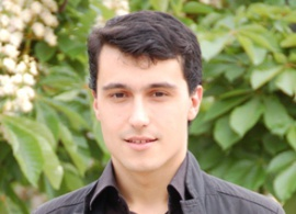 """Stefan Tsvetkov: """"AUBG Is the Perfect Place for a Young Person to Study"""""""