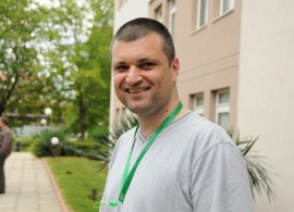 Codru Vrabie, Class of 1998: With Excellence Infrastructure and Faculty, AUBG Is a Great Place to Study
