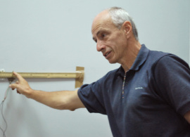 Natural Science Professor Orlin Stoytchev: Braving the Heights of Academia
